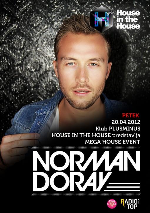 norman doray +-